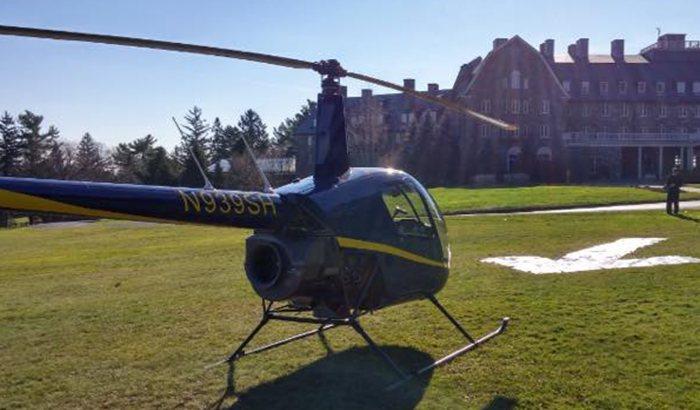 Philadelphia Intro Helicopter Flight Lesson