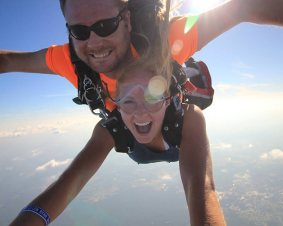 Tandem Skydive Philadelphia
