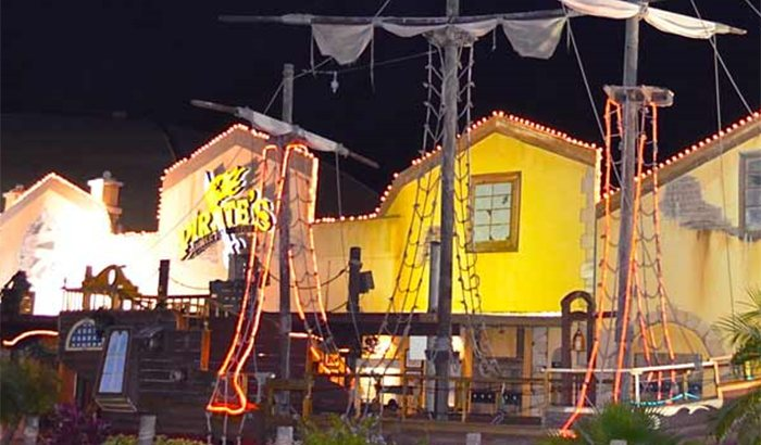 Orlando Pirates Dinner Adventure