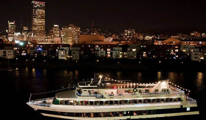 Portland Dinner Cruise For Two