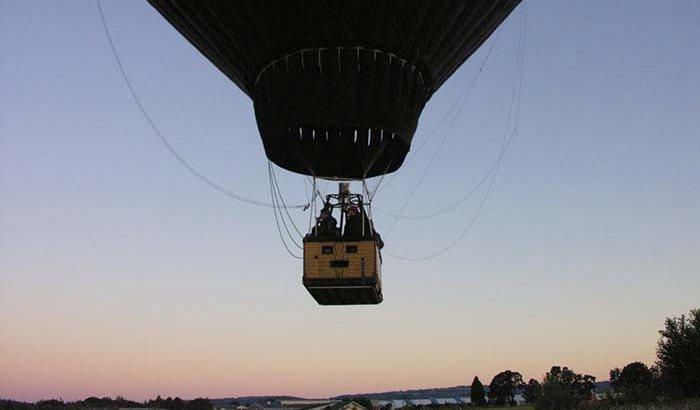 Portland Hot Air Balloon Ride