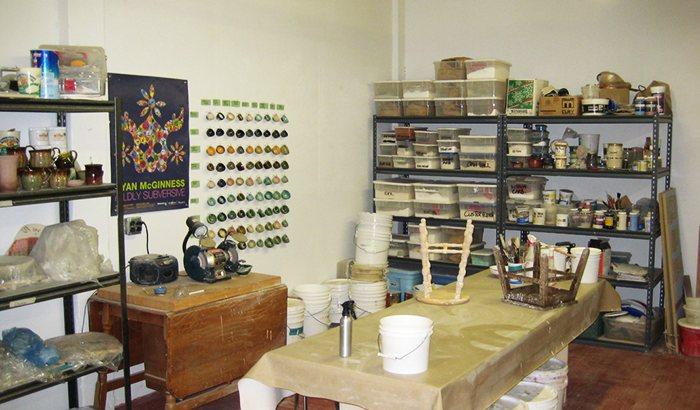 Boston Pottery Workshop
