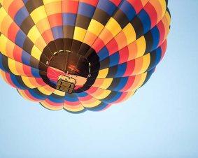 Private Kansas City Hot Air Balloon Ride