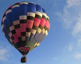 Private Houston Hot Air Balloon Ride