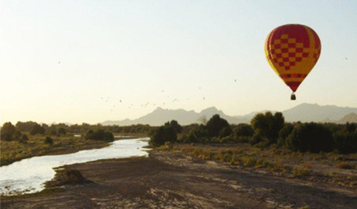 Private Tucson Hot Air Balloon Flight