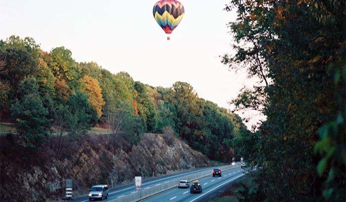 Philadelphia Private Champagne Balloon Ride
