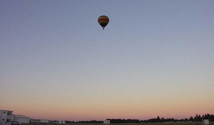 Private Portland Hot Air Balloon Ride