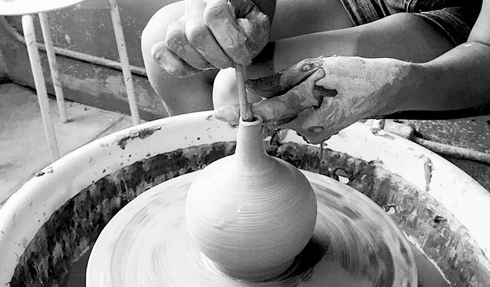 Private Pottery Lesson in Los Angeles