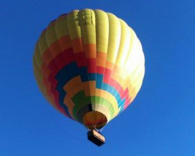 San Diego Private Champagne Balloon Flight