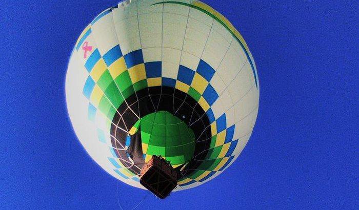 San Diego Private Champagne Balloon Flight