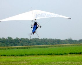 Hang Gliding Richmond
