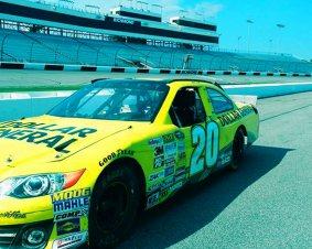 Richmond International Raceway NASCAR Ride Along