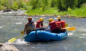 Whitewater Rafting Experiences
