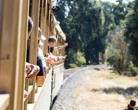 Sacramento Great Train Robbery