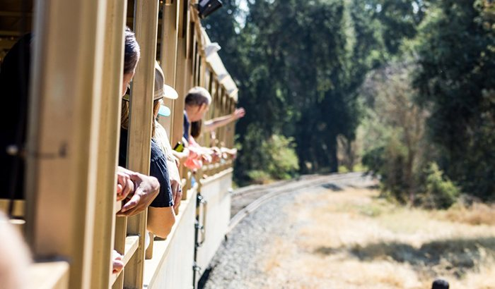 Sacramento Great Train Robbery