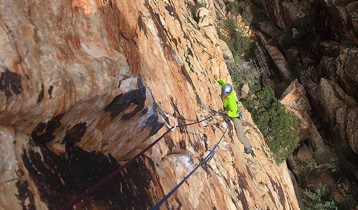 Sierra Nevada Climbing Adventure