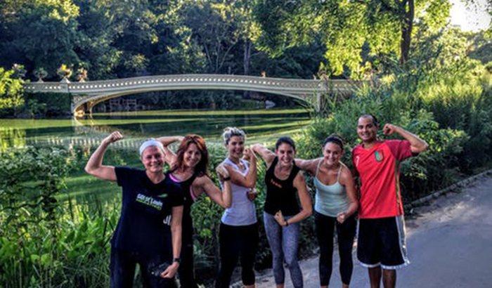 Central Park 5K Fun Run Tour