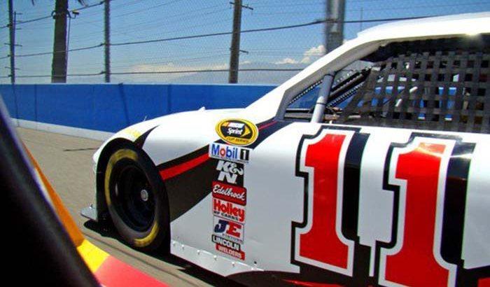 Speedway Racecar Ride Along