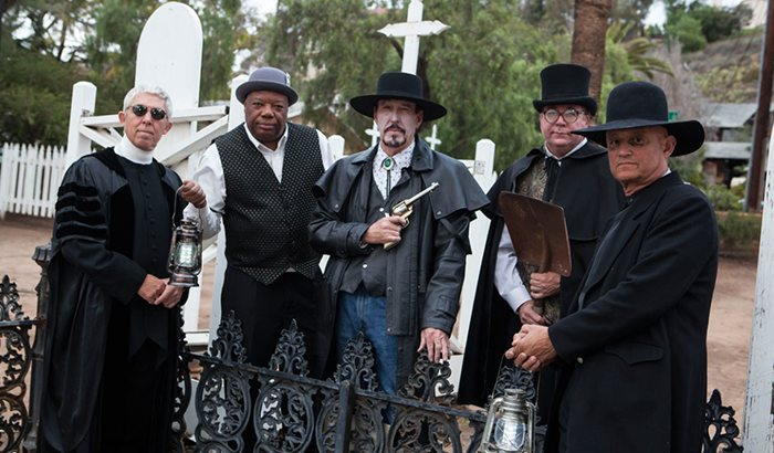 San Diego Ghosts and Gravestones Tour