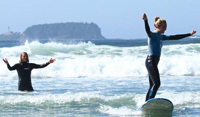 San Diego Surf Lesson