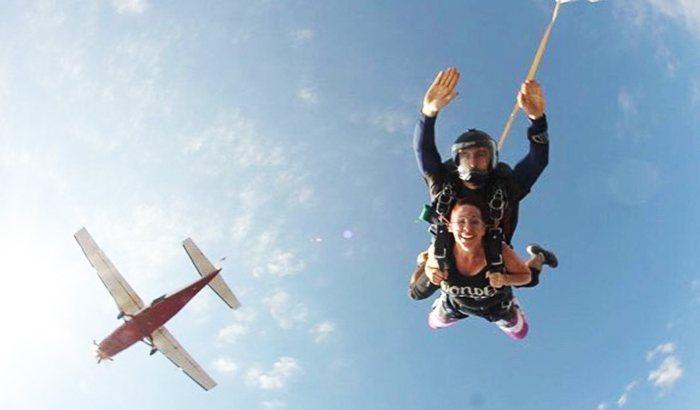 Tandem Skydive San Diego