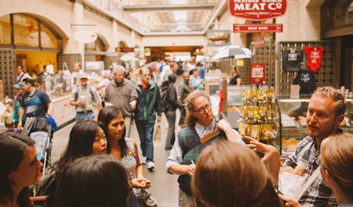 Ferry Building Market Food Tour