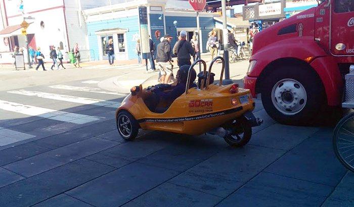 San Francisco GoCar Adventure