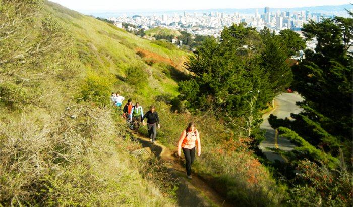 San Francisco Urban Hike