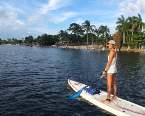 Fort Lauderdale Paddleboarding