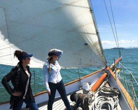 Sail San Francisco Bay For Two