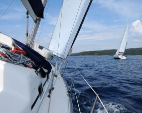 Miami Sailing