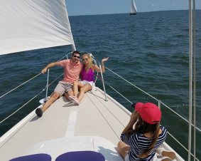 Long Island Sound Sailing Charter