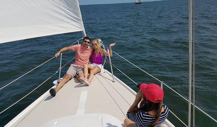Long Island Sound Sailing Charter