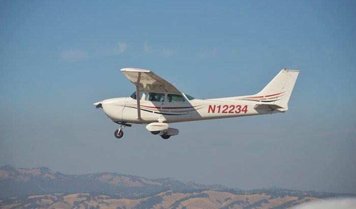 Scenic Discovery Flight Lesson Salinas
