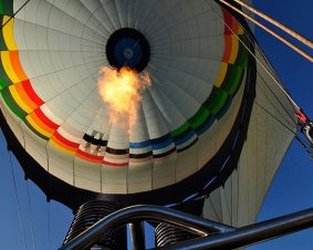 Salt Lake City Hot Air Ballooning For Two