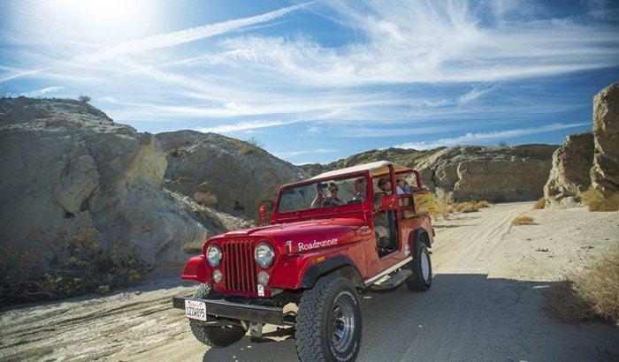 San Andreas Nightwatch Adventure