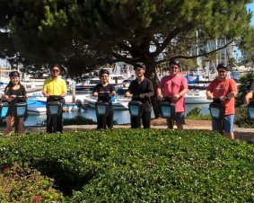 San Diego Bayside Segway Tour For Two