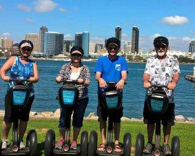 San Diego Bayside Segway Tour