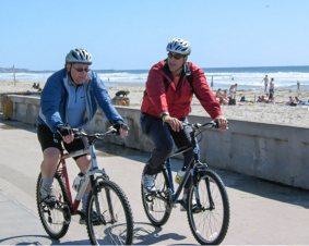 San Diego Bike Tour For Two