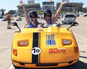 San Diego GoCar Adventure