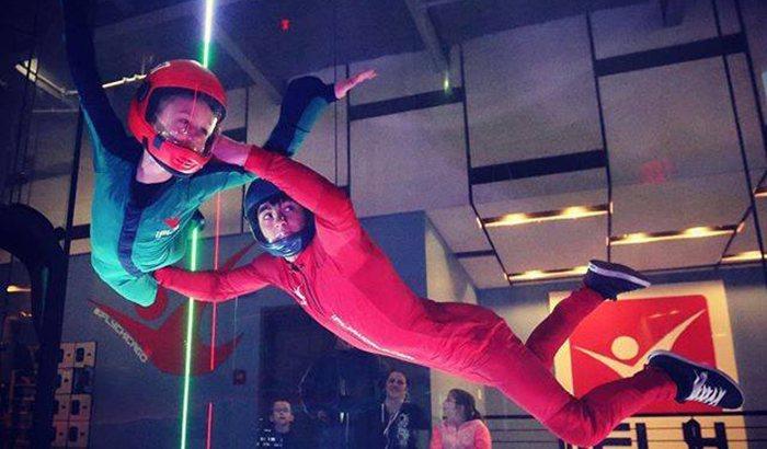 Indoor Skydiving In San Francisco