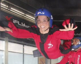 Union City Indoor Skydive