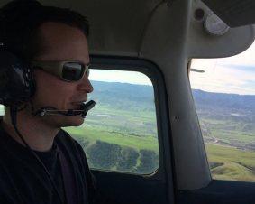 Bay Area Scenic Discovery Flight Lesson