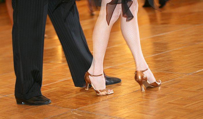 Bay Area Tango Dance Lesson