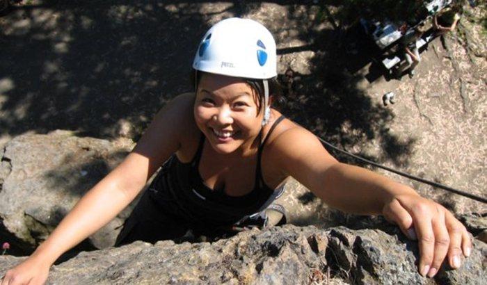 Bay Area Outdoor Rock Climbing Clinic