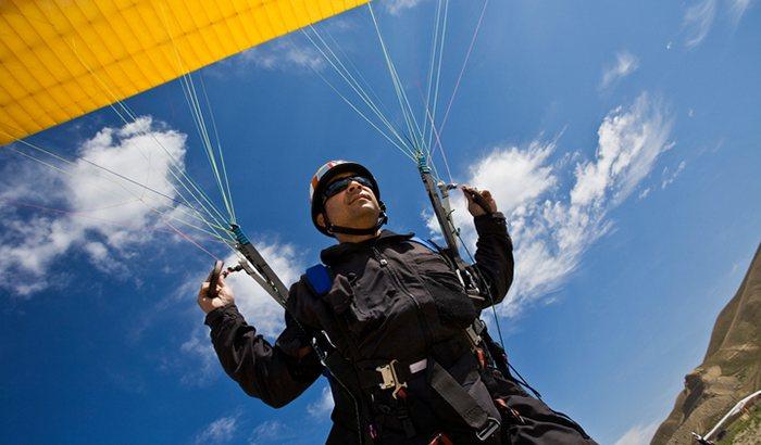 Santa Barbara Paragliding