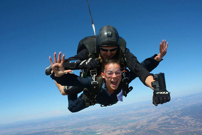 Skydiving Experience Gift Certificates - Xperience Days