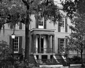Savannah Ghost Tour