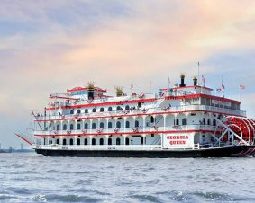 River Brunch Cruise in Savannah For Two