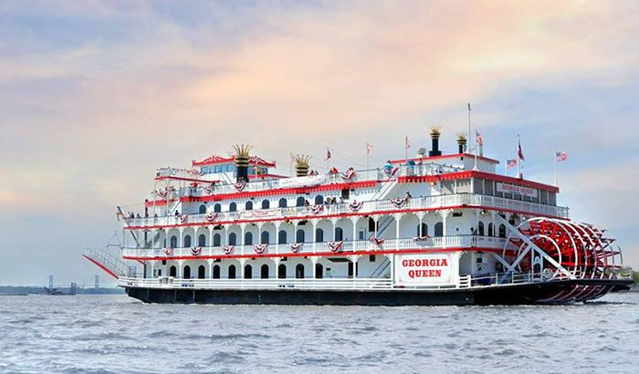 River Brunch Cruise in Savannah